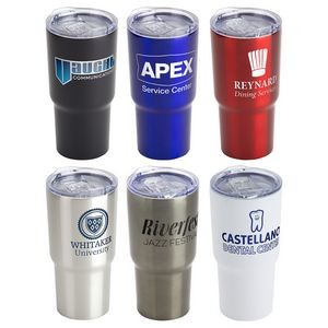 Belmont 20 Oz. Vacuum Insulated Stainless Steel Travel Tumbler